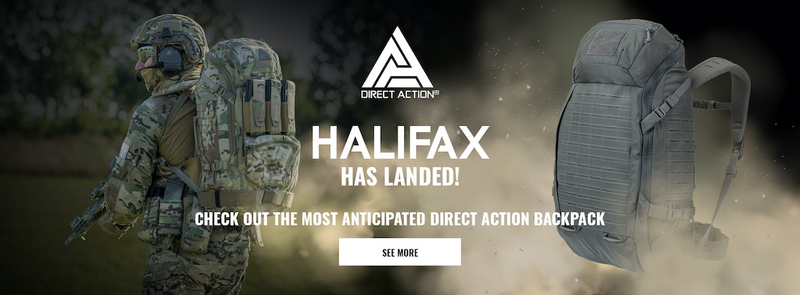 Batoh DIRECT ACTION Halifax Medium