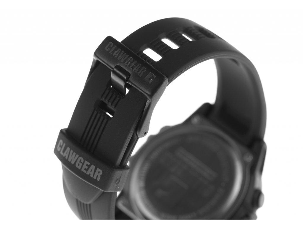 da3f3294ad2 ... Multifunkční hodinky CLAWGEAR Mission Sensor II - All Black ...