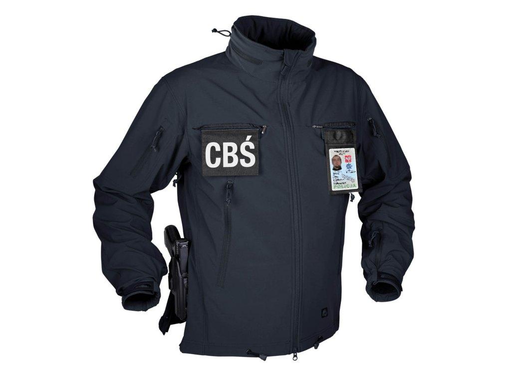 Softshellová bunda HELIKON Cougar - Navy Blue - KERBEROS TACTICAL d2becbab4e1