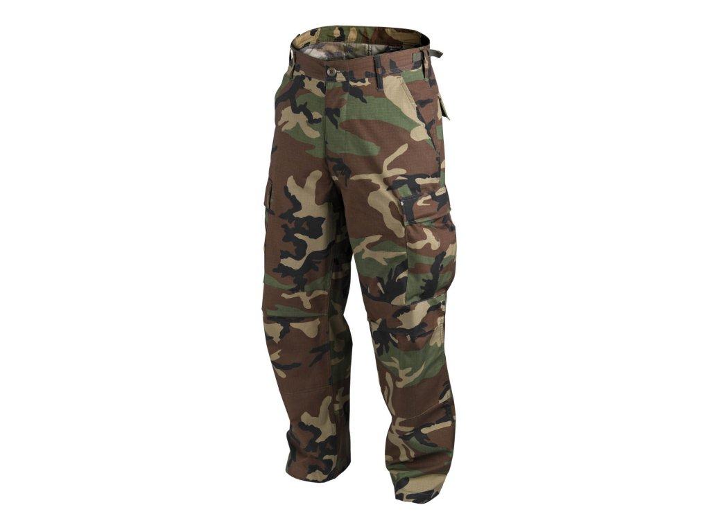 1ee0e967cf0 Kalhoty HELIKON BDU - Woodland - KERBEROS TACTICAL