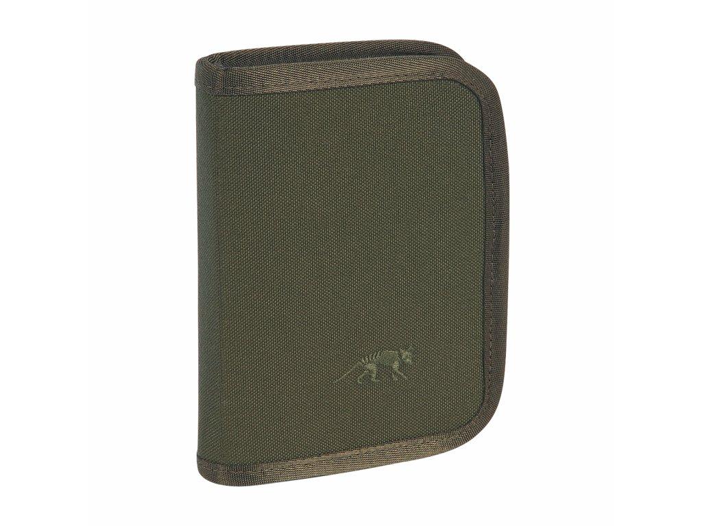 Peněženka TASMANIAN TIGER MIL Wallet - Olive