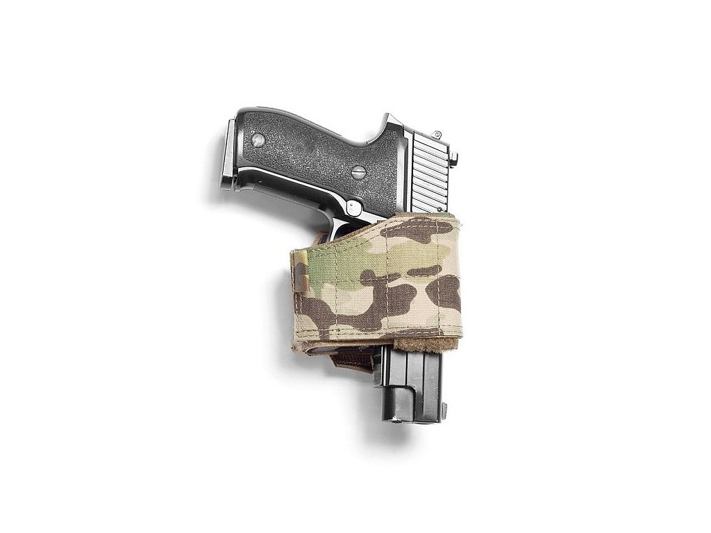 Pistolové pouzdro WARRIOR ASSAULT SYSTEMS Universal Pistol Holster - MultiCam
