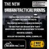 Taktické kalhoty HELIKON UTP - Black