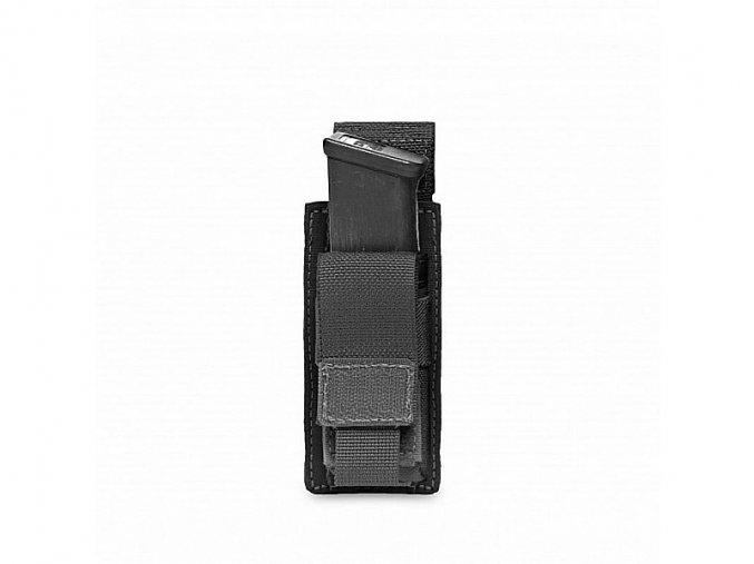 Sumka na zásobník Warrior Assault Systems Direct Action Single DA 9mm Pistol Pouch - Black