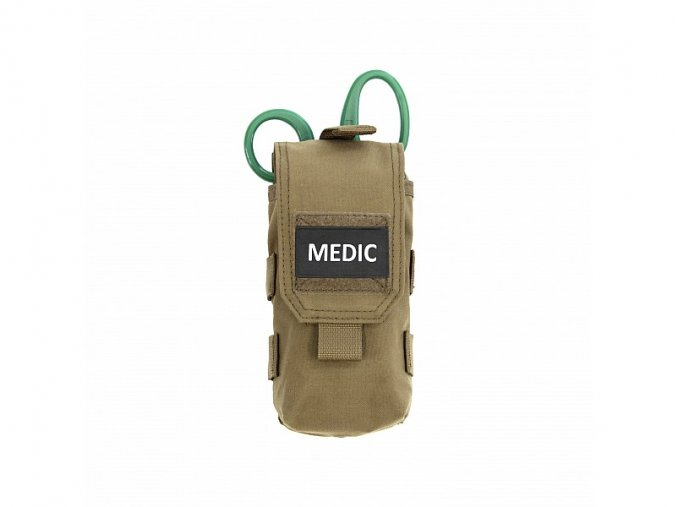 IFAK sumka WARRIOR ASSAULT SYSTEMS Individual First Aid Kit - Coyote Tan