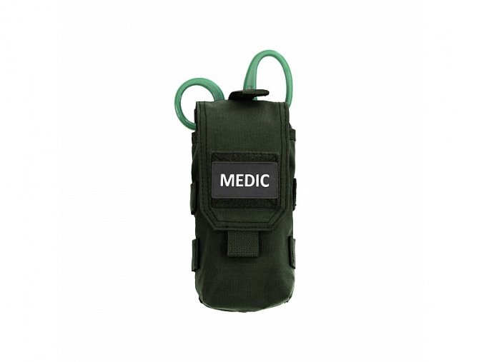 IFAK sumka WARRIOR ASSAULT SYSTEMS Individual First Aid Kit - Olive Drab