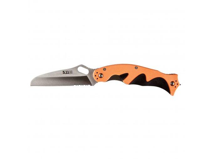 Zavírací rescue nůž 5.11 TACTICAL Double Duty Responder