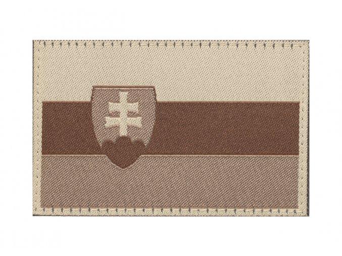Nášivka vlajka SR CLAWGEAR Flag Patch