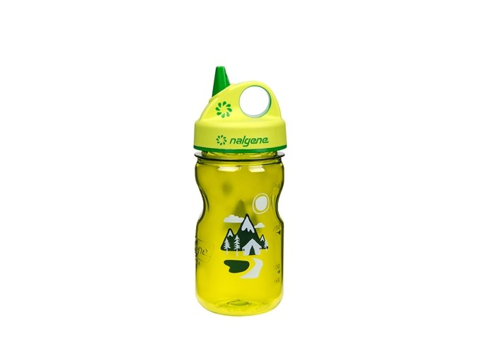 Dětská láhev NALGENE Grip-N-Gulp 0,35L