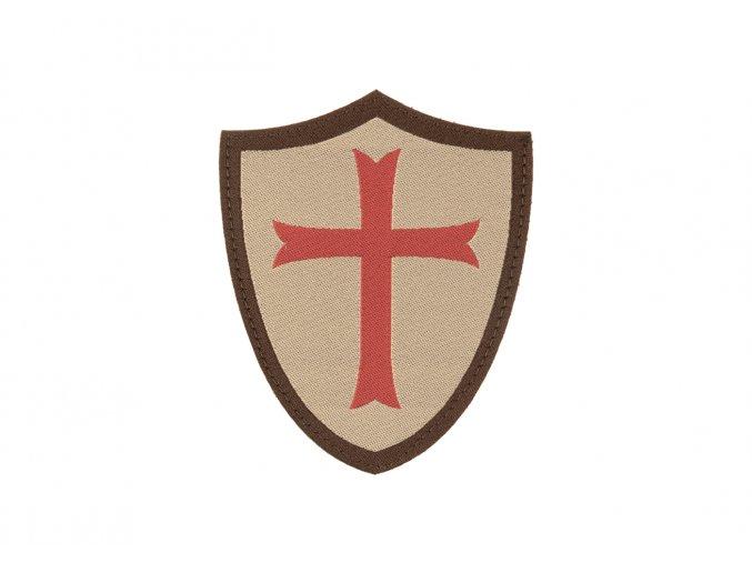 Nášivka CLAWGEAR Crusader Shield Patch