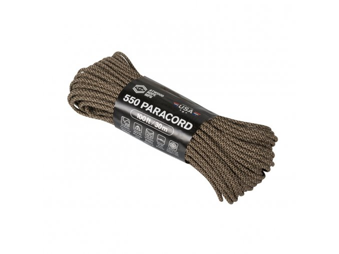 Paracord ATWOOD ROPE Tactical 550 Cord (33 m)