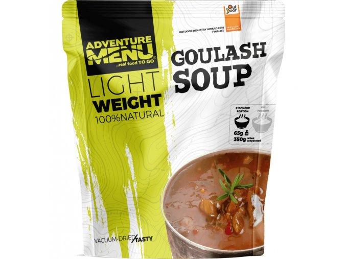Lightweight ADVENTURE MENU Gulášová polévka