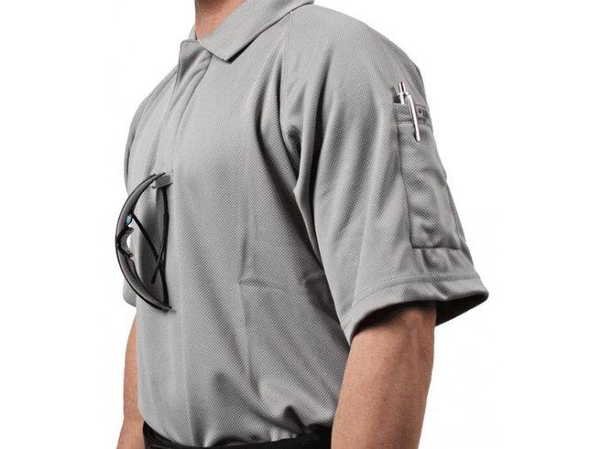 Polo tričko BLACKHAWK Performance Polo Shirt - Gray