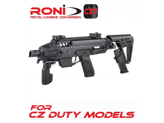 Konverze CAA RONI CZ7 pro pistole CZ P-07 / P-09