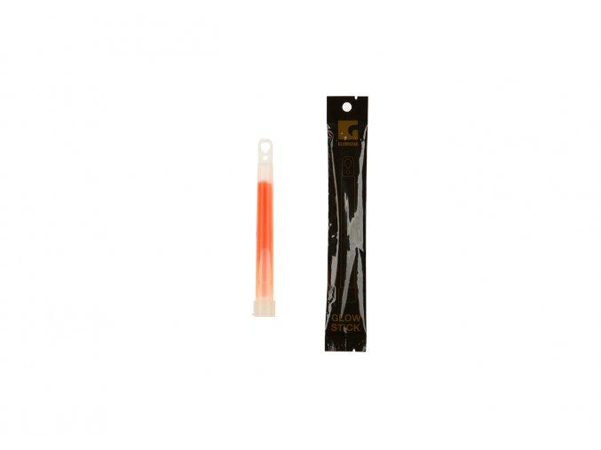 Chemické světlo lightstick CLAWGEAR - Orange