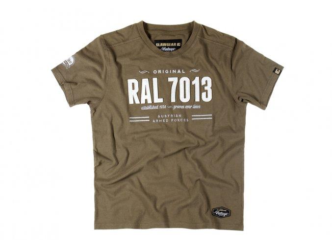 Triko CLAWGEAR Tee - RAL 7013
