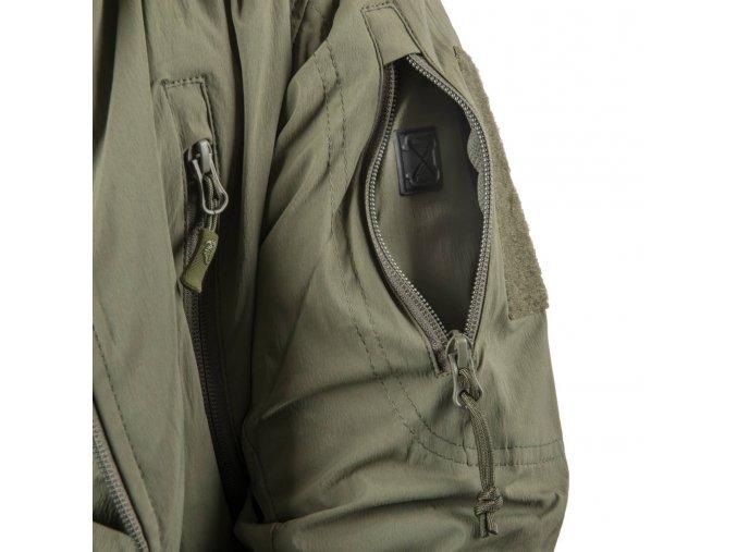Softshellová bunda HELIKON Trooper - Black