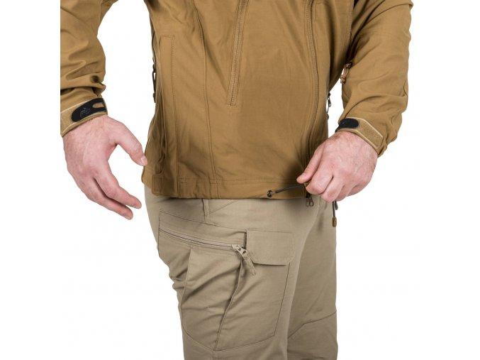 Softshellová bunda HELIKON - COUGAR - Olive Drab