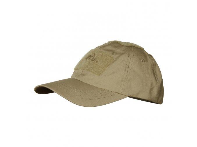 Čepice HELIKON Baseball Cap - Coyote Brown