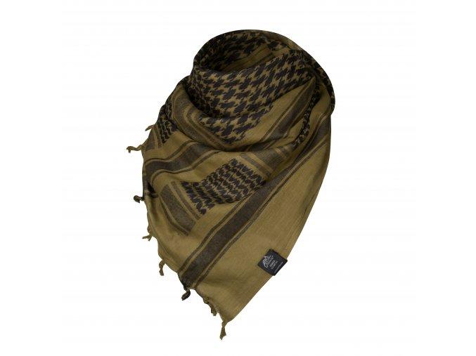 Šátek HELIKON Shemagh - Olive Drab