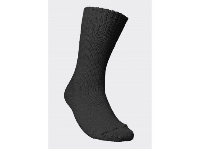 Norské armádní ponožky HELIKON - Black
