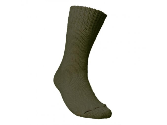 Norské armádní ponožky HELIKON - Olive Drab