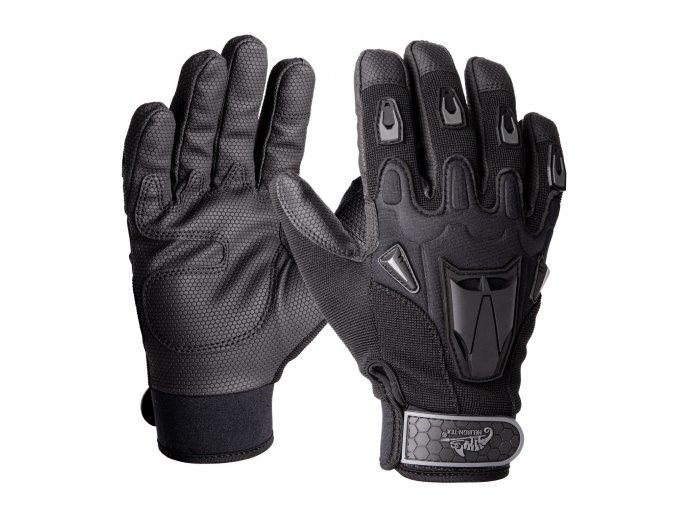 Taktické rukavice HELIKON IDW - Black