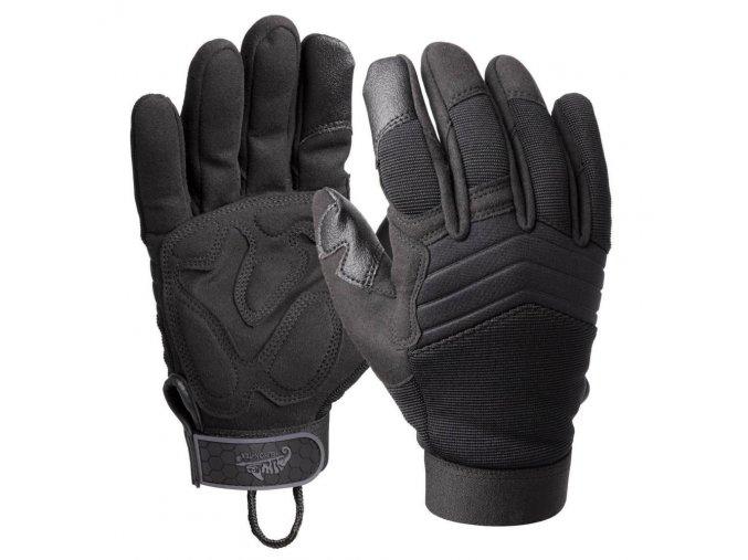 Taktické rukavice HELIKON USM - Black