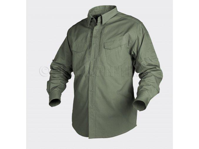 Košile HELIKON Defender Shirt - Olive