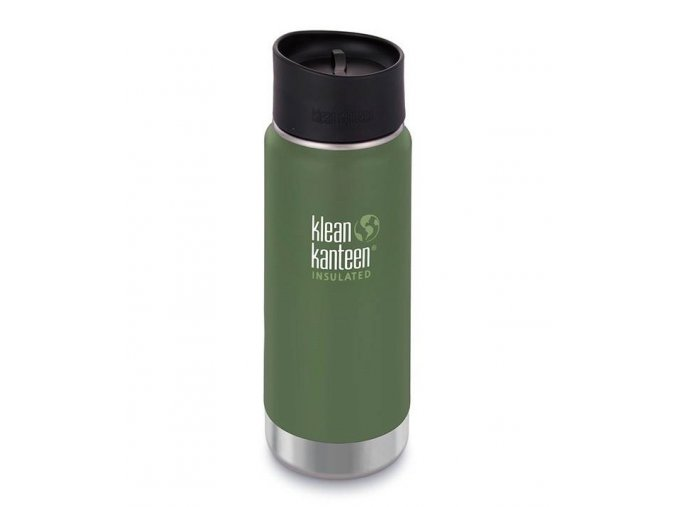 Termoska KLEAN KANTEEN Vacuum Insulated Wide 16oz (473 ml)