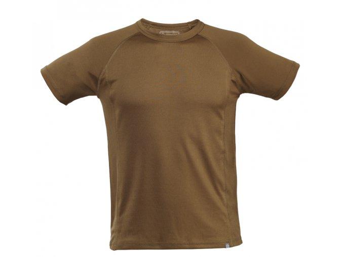 Funkční triko Pentagon QUICK DRY-PRO T-SHIRT - Coyote