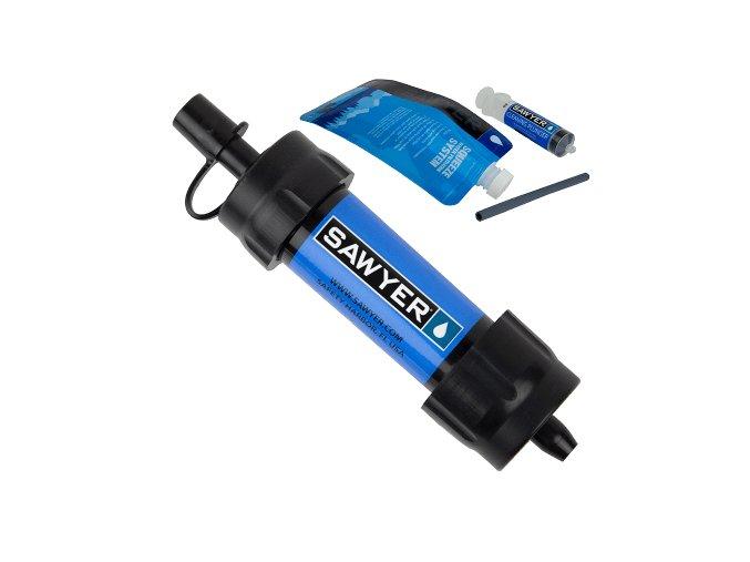 Vodní cestovní filtr SAWYER Mini Water Filter