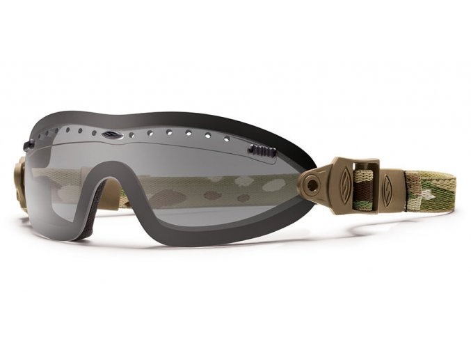 Balistické brýle SMITH OPTICS BOOGIE SPORT - MultiCam
