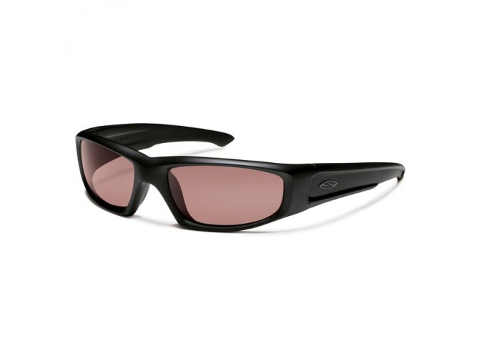 Balistické brýle SMITH OPTICS HUDSON TACTICAL - Black