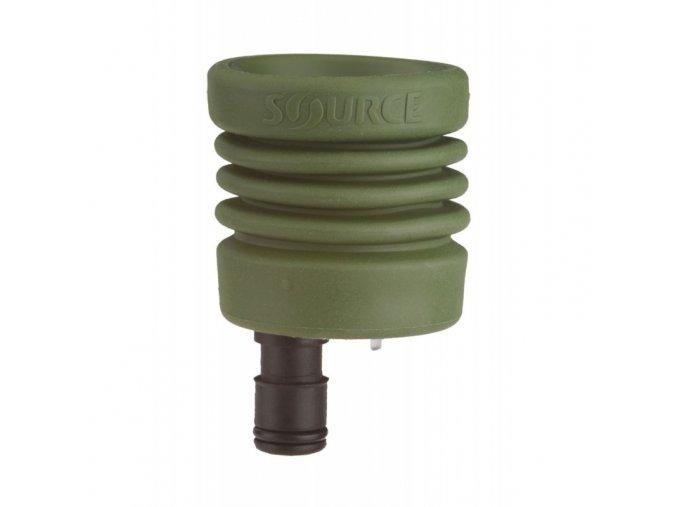 Plnící redukce SOURCE UTA Universal Tube Adapter - Olive