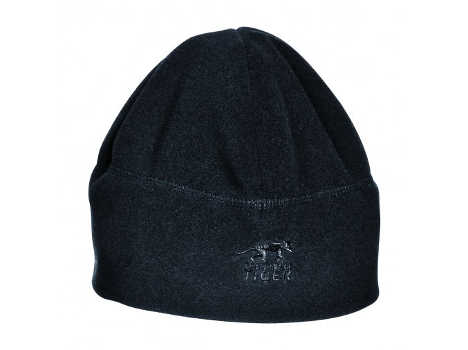 Fleecová čepice TASMANIAN TIGER Fleece Cap - Black
