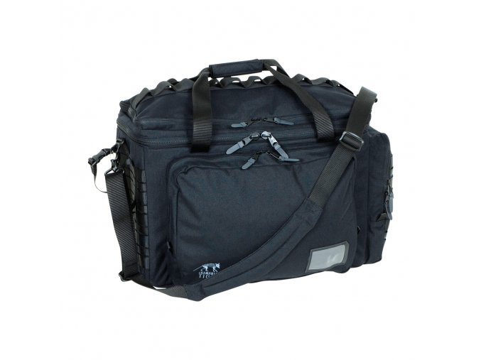 Range bag TASMANIAN TIGER Shooting Bag - Black