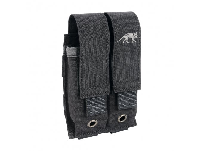 Uzavřená sumka na pistolové zásobníky TASMANIAN TIGER DBL Pistol Mag - Black