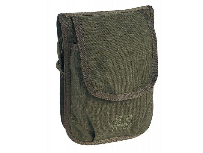 Pouzdrona poznámkový blok TASMANIAN TIGER Note Book Pocket