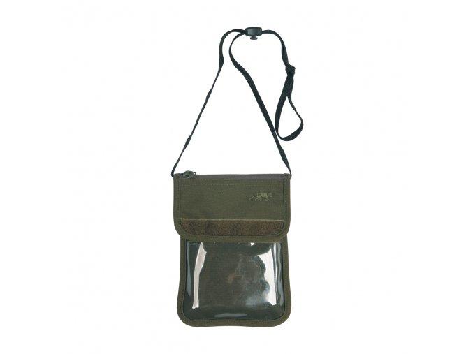 Pouzdro na krk TASMANIAN TIGER Neck Pouch - Olive