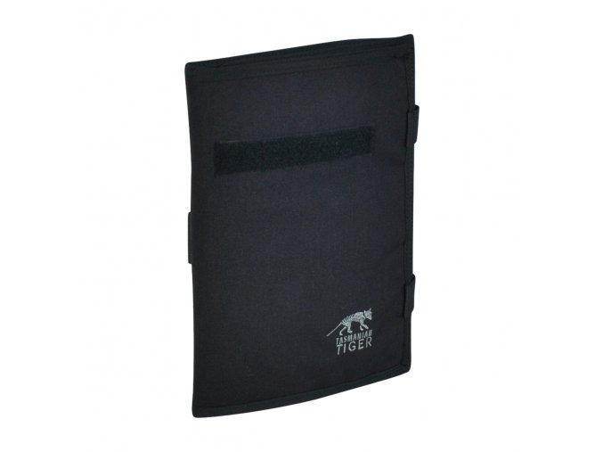 Pouzdro na poznámkový blok TASMANIAN TIGER Pilotpad - Black