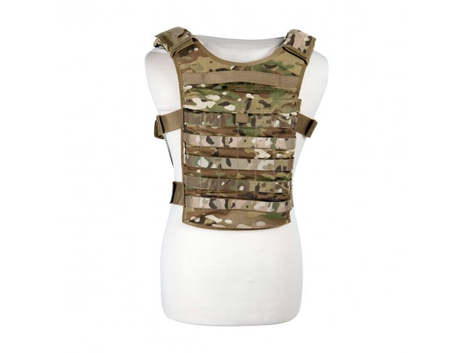 Zádový panel TASMANIAN TIGER Trooper Back Plate - MultiCam®