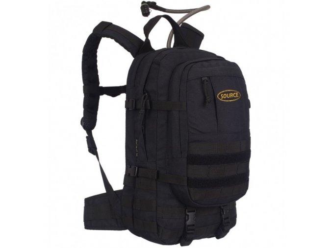 Batoh SOURCE Assault 20L s hydratačním systémem - Black
