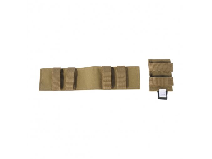 Velcro panely TASMANIAN TIGER Modular Patch Holder - Khaki