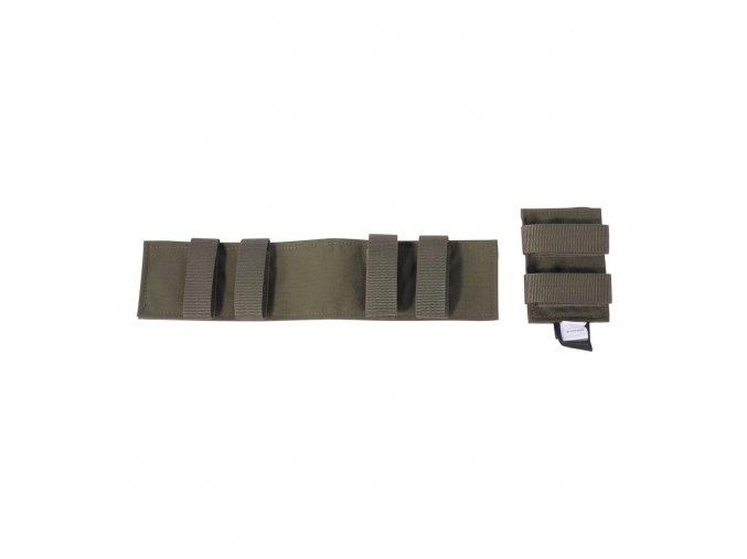 Velcro panely TASMANIAN TIGER Modular Patch Holder - Olive