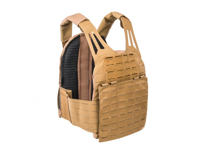 Nosič plátů TASMANIAN TIGER Plate Carrier LC - Coyote Brown