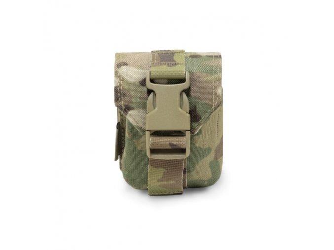 Sumka na granát WARRIOR ASSAULT SYSTEMS Single Frag Grenade Pouch Gen 2 - MultiCam