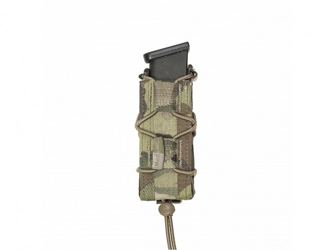 Univerzální sumka WARRIOR ASSAULT SYSTEMS Single Quick Mag Pistol - MultiCam