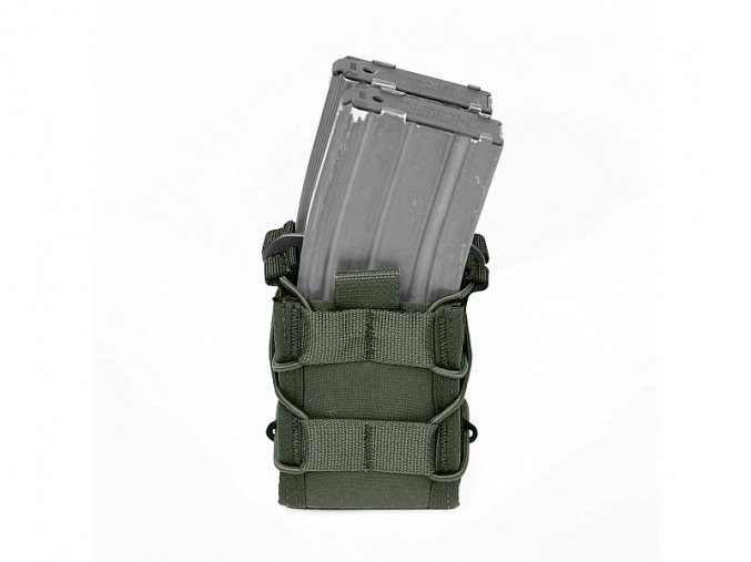 Univerzální sumka WARRIOR ASSAULT SYSTEMS Double Quick Mag - Olive Drab