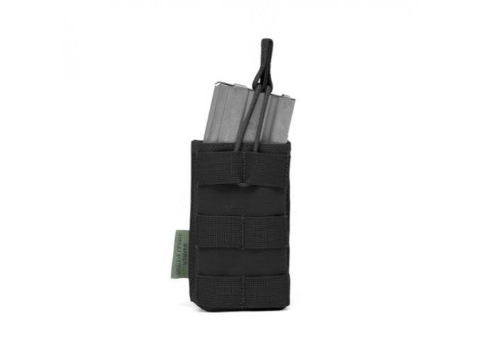 Otevřená sumka na zásobník WARRIOR ASSAULT SYSTEMS Single MOLLE Open Pouch 5.56mm - Black